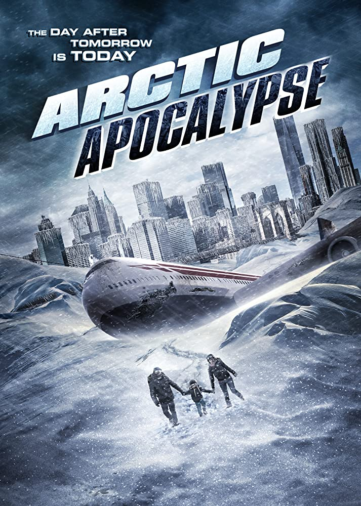 Arctic Apocalypse 2019 English Movie HDRip 300MB Download
