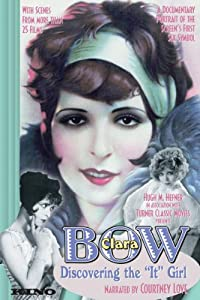 Watching dvd movies computer Clara Bow: Discovering the It Girl [1280x800]