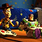 Tom Hanks and Tim Allen in Toy Story 2 (1999)