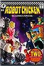Robot Chicken: DC Comics Special (2012) Poster