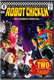 Robot Chicken: DC Comics Special Poster