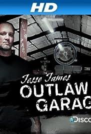 Jesse James: Outlaw Garage Poster