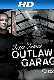 Jesse James: Outlaw Garage Poster - TV Show Forum, Cast, Reviews