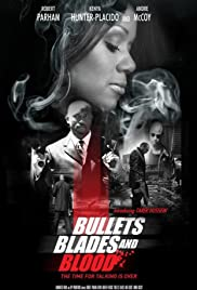 Bullets Blades and Blood Poster