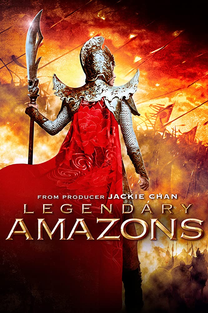 Legendary Amazons 2019 Hindi Dubbed 720p HDRip 950MB Free Download