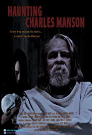 Haunting Charles Manson Poster