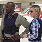 Taye Diggs and Kathleen Robertson in Murder in the First (2014)