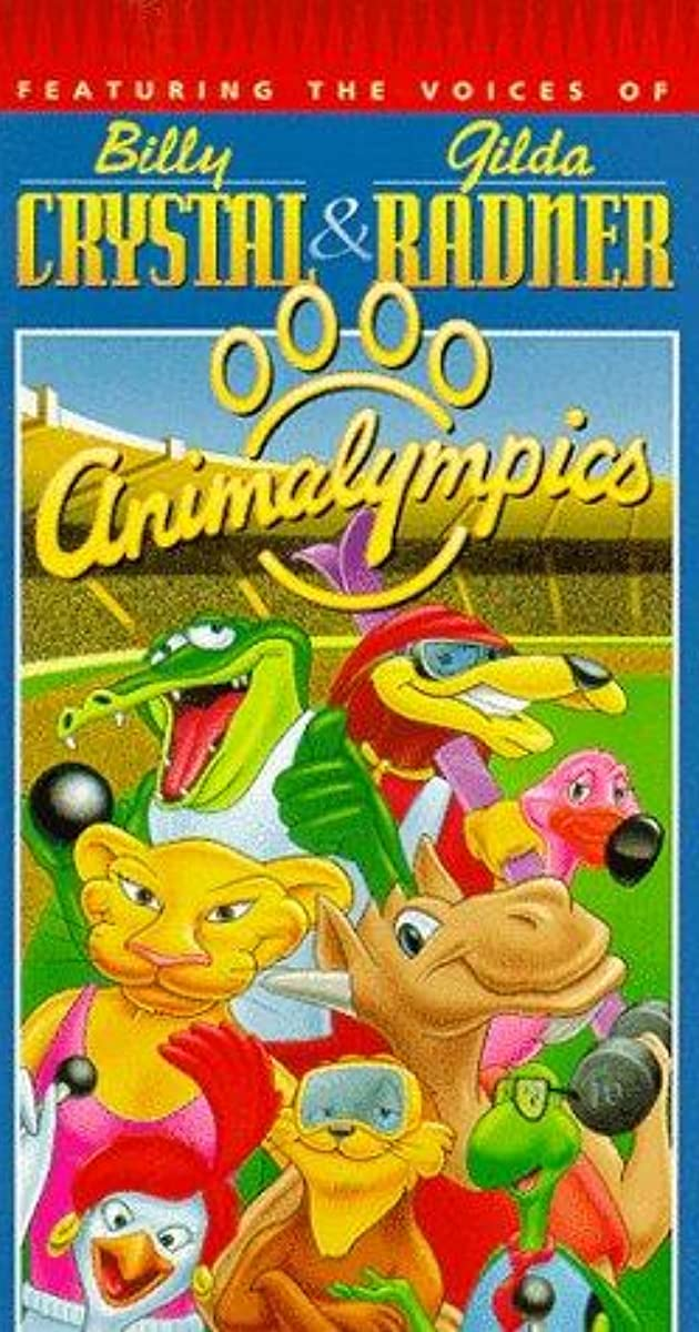 Subtitle of Animalympics