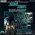 Michael Dorn and Brent Spiner in Star Trek: The Next Generation (1987)