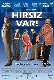 Robbery Alla Turca Poster