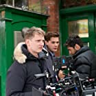 Tom Harper and Jeremy Irvine in The Woman in Black 2: Angel of Death (2014)