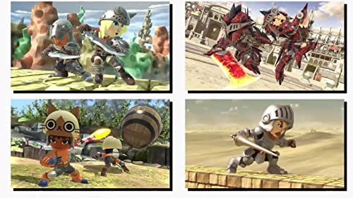 Super Smash Bros. Ultimate: Mii Fighter Costumes 9
