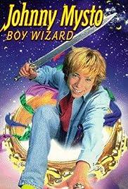 Johnny Mysto: Boy Wizard Poster