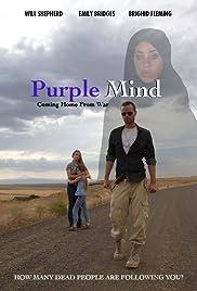 Purple Mind Poster