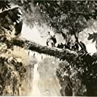 Robert Armstrong, Bruce Cabot, James Flavin, Sam Hardy, Frank Reicher, Fay Wray, and King Kong in King Kong (1933)