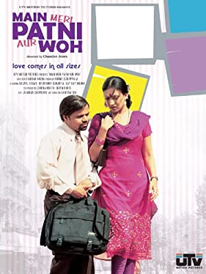 Download Main, Meri Patni... Aur Woh! (2005) Hindi Movie 720p | 480p WebRip 1.2GB | 300MB
