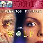 Jack Nicholson and Michelle Pfeiffer in Wolf (1994)