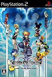 Kingdom Hearts II: Final Mix+ Poster