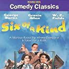 W.C. Fields, Gracie Allen, and George Burns in Six of a Kind (1934)