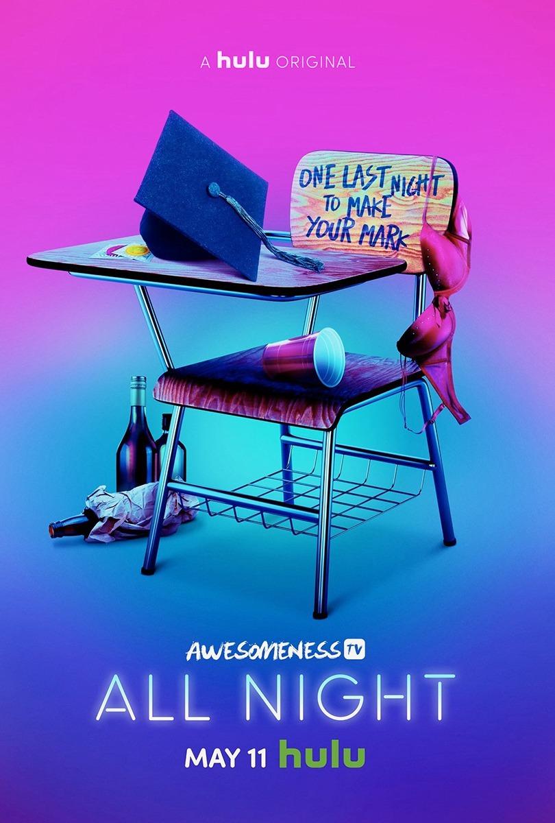 All Night Season 1 COMPLETE WEBRip 480p & 720p