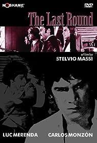 Luc Merenda and Carlos Monzón in Il conto è chiuso (1976)