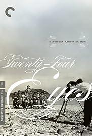 Twenty-Four Eyes(1954) Poster - Movie Forum, Cast, Reviews