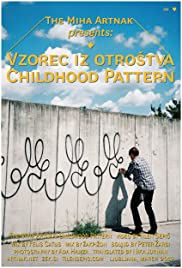 Childhood Pattern Poster