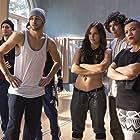 Briana Evigan, Adam Sevani, Martín Lombard, Ryan Guzman, and Parris Goebel in Step Up All In (2014)