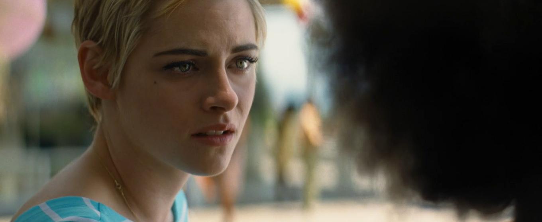 Kristen Stewart and Zazie Beetz in Seberg (2019)
