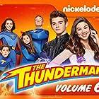 Rosa Blasi, Chris Tallman, Diego Velazquez, Kira Kosarin, Jack Griffo, and Addison Riecke in The Thundermans (2013)