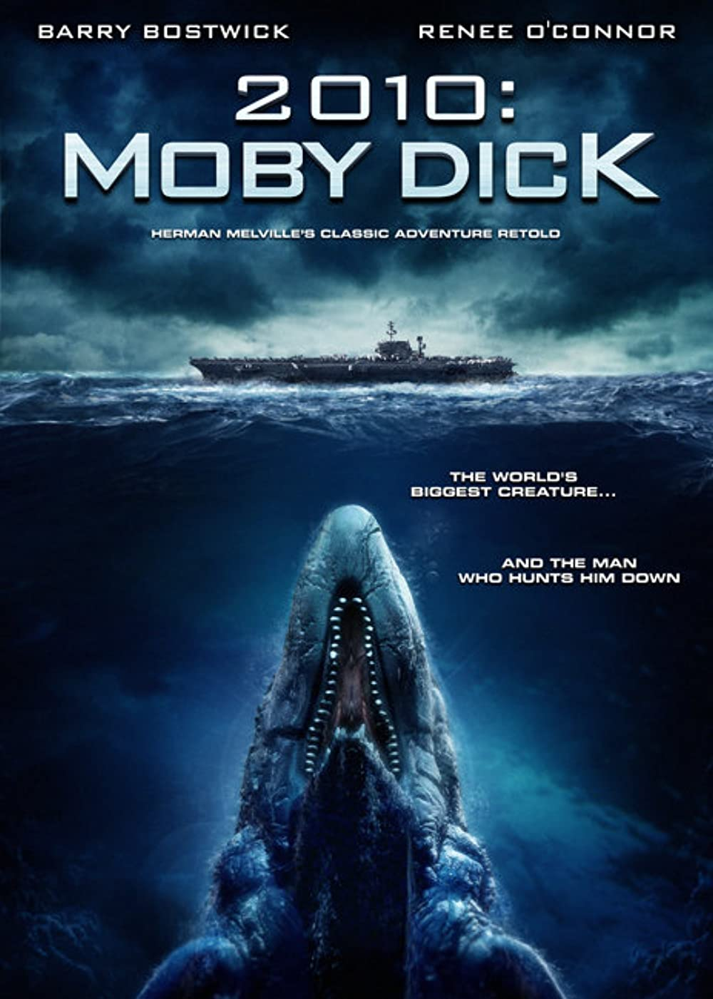 2010 Moby Dick 2010 Dual Audio Hindi ORG 300MB BluRay 480p ESubs Download