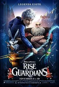 Alec Baldwin, Isla Fisher, Hugh Jackman, and Chris Pine in Rise of the Guardians (2012)