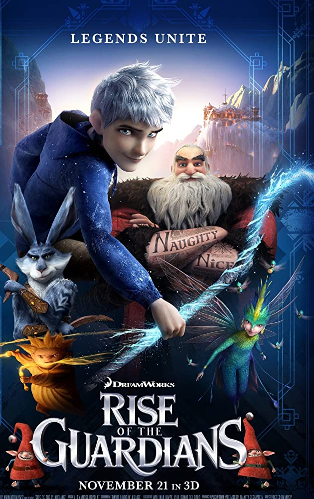 Free Download Rise of the Guardians Full Movie
