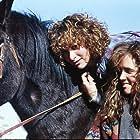 Jennifer Grey and Lea Thompson in Red Dawn (1984)