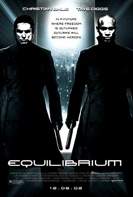 Equilibrium 2002 Hindi Dual Audio 720p BluRay ESubs 997MB Download