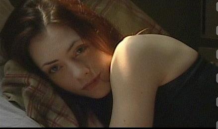 Adrienne Wilkinson as Emily, in Yesterday's Dream.