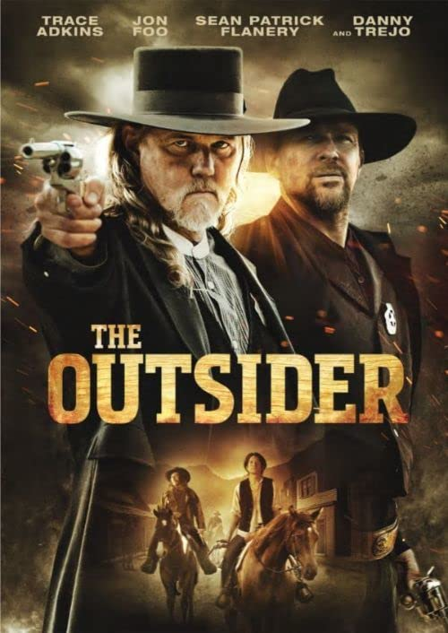 The Outsider (2019) Hindi Dubbed