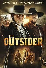 Sean Patrick Flanery, Danny Trejo, Trace Adkins, and Jonathan Patrick Foo in The Outsider (2019)