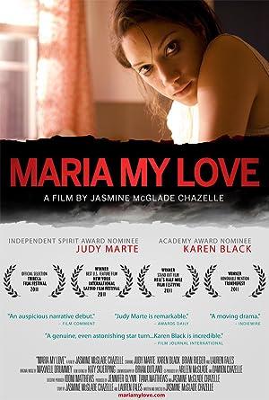Where to stream Maria My Love