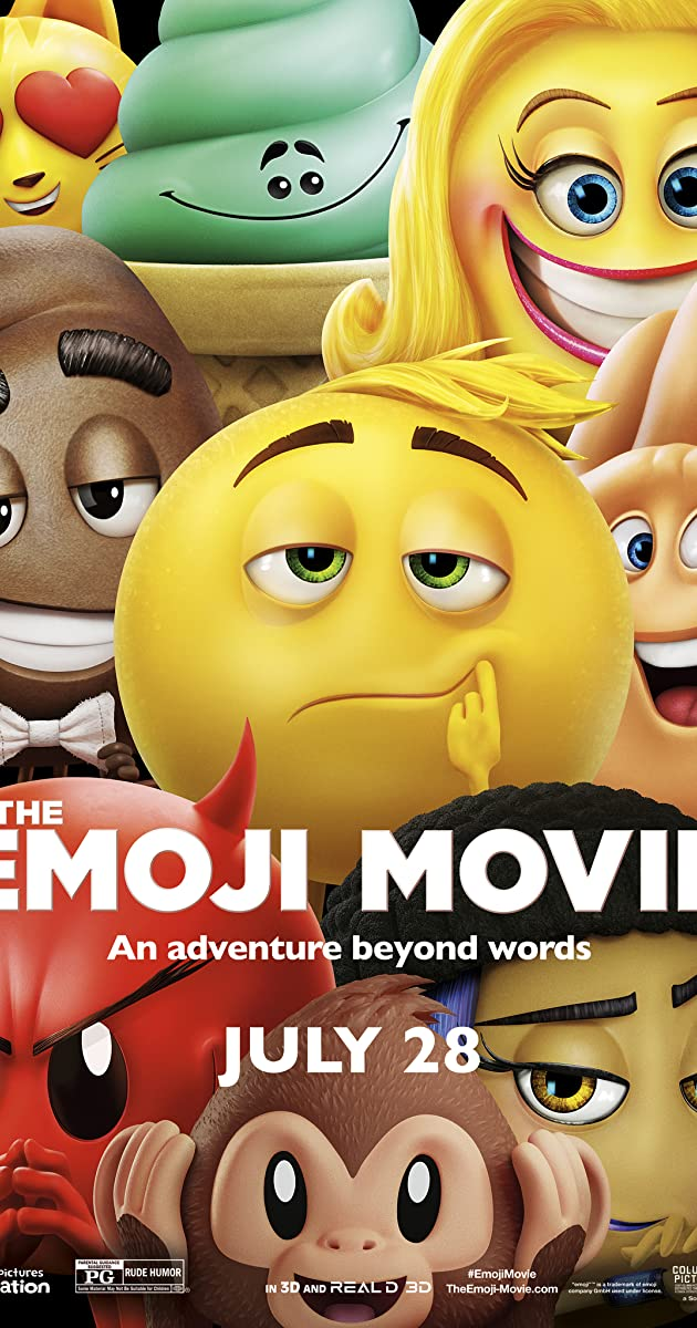 Subtitle of The Emoji Movie
