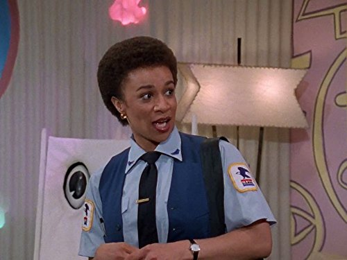 S Epatha Merkerson in Pee-wees Playhouse 1986