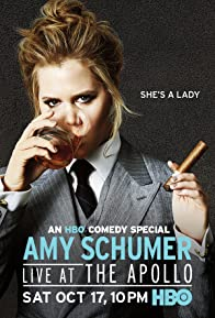Primary photo for Amy Schumer: Live at the Apollo