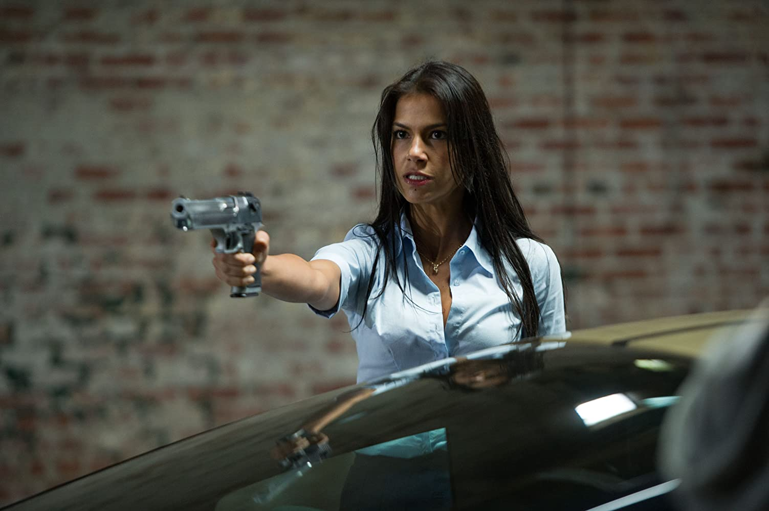 Catalina Denis in Brick Mansions (2014)