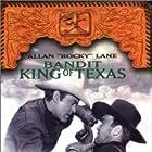 Lane Bradford, Allan Lane, and Black Jack in Bandit King of Texas (1949)