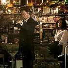 Keanu Reeves and Rachel Weisz in Constantine (2005)
