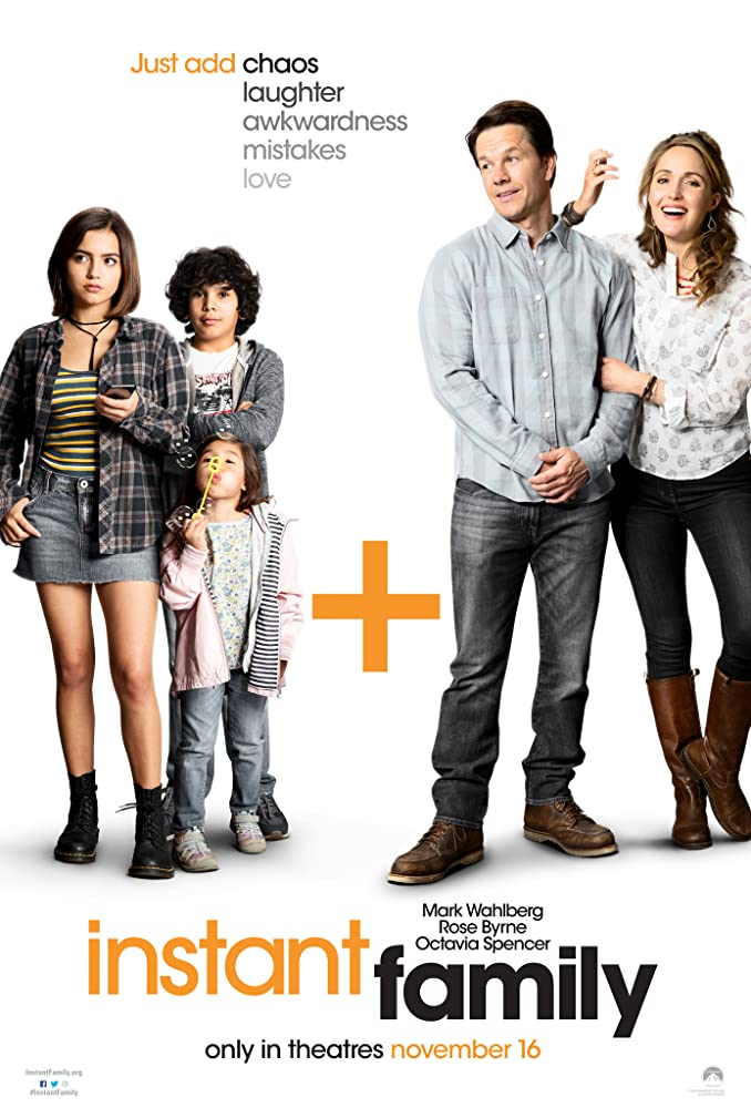 Instant Family (2018) English 370MB HDCAM-Rip Download