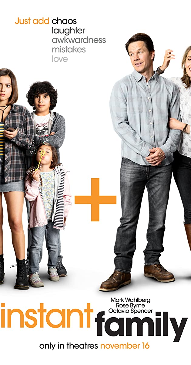 Watch Full HD Movie Instant Family (2018)
