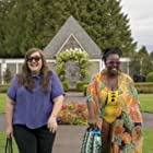 Aidy Bryant and Lolly Adefope in Shrill (2019)