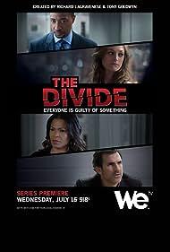 Nia Long, Damon Gupton, Paul Schneider, and Marin Ireland in The Divide (2014)