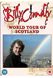 World Tour of Scotland Poster